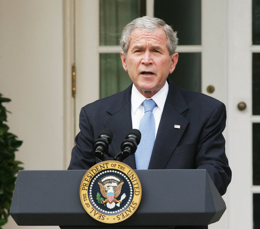 a discussion on the election of george w bush for president Sunday marks ten years since the supreme court decision that halted vote counting in florida and installed george w bush in the white house.