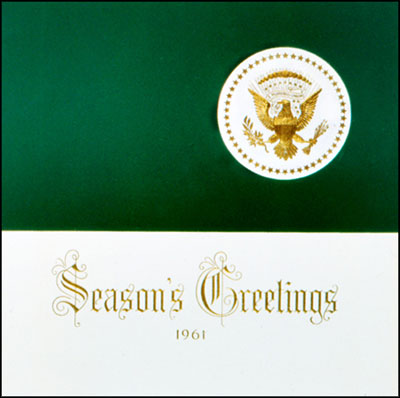 Season S Greetings From The White House