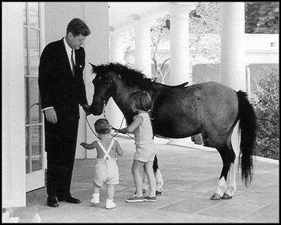 Presidential pets 1959 2000 for John kennedy jr kids