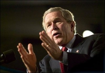 Informative Synthesis Essay President George W Bush Delivers Remarks On The War On Terror At The  Roswell Convention Political Science Essay also Essay On English Literature War On Terror Photo Essay The Thesis Statement Of An Essay Must Be