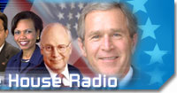 White House Radio Front Page