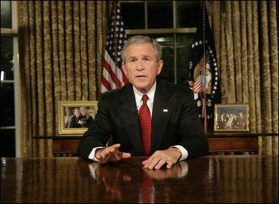 George w bush essay