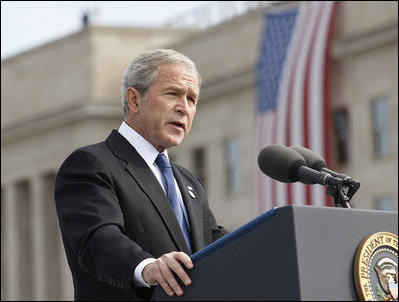 if i were george bush essay Comparing of the presidencies of obama and bush  and his predecessor george w bush  troops for peace-keeping missions that he deemed were not vital to.