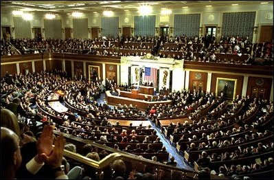 us constitution text read in house chamber