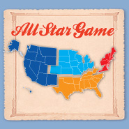 All-Star Tee Ball Map