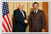 Link to Vice President's Visit to Pakistan and Afghanistan Photo Essay