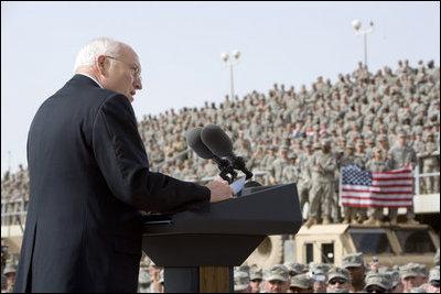 Superendowed Cheney