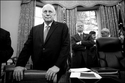 Dick Cheney – American Vice President