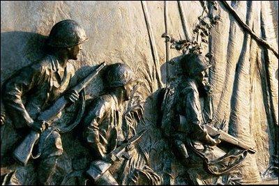 World War Ii Memorial Dedication